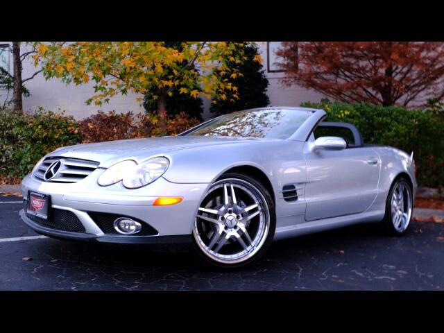 2007 Mercedes-Benz SL-Class SL550 - AMG Package