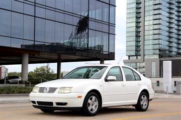 2001 Volkswagen Jetta