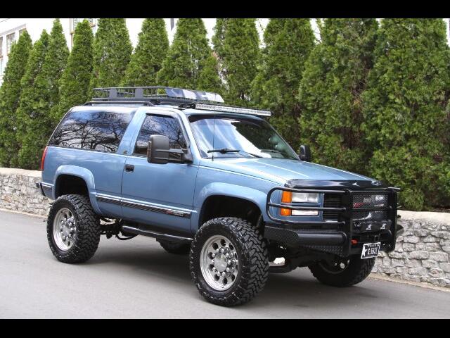 1994 GMC Yukon 2-Door 4WD