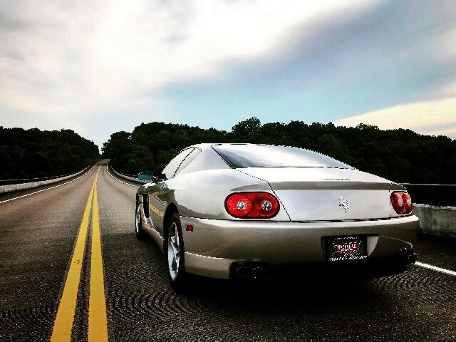 1999 Ferrari 456M GTA