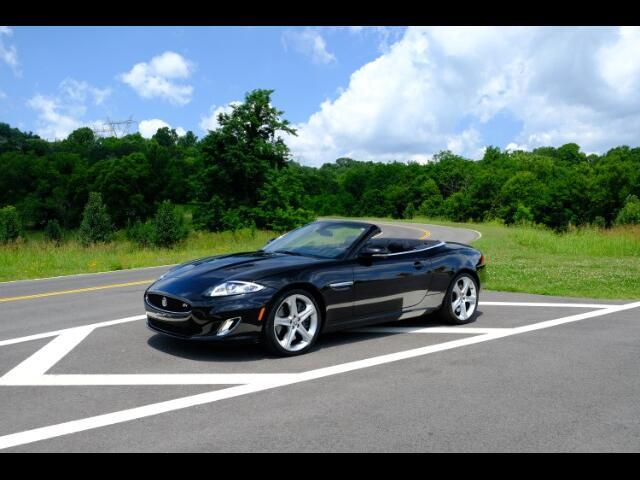 2013 Jaguar XK-Series XKR Convertible