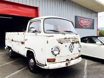 1968 Volkswagen Pickup