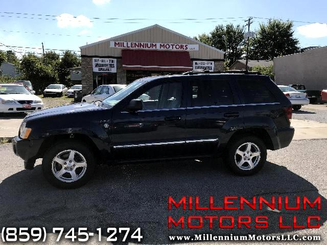 2006 Jeep Grand Cherokee 4WD 4dr Limited