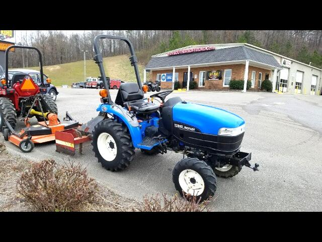 2002 New Holland Other TC24D