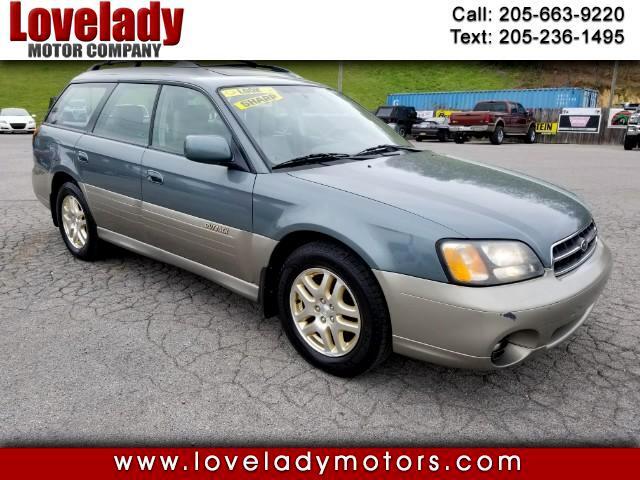 2001 Subaru Outback Limited Wagon