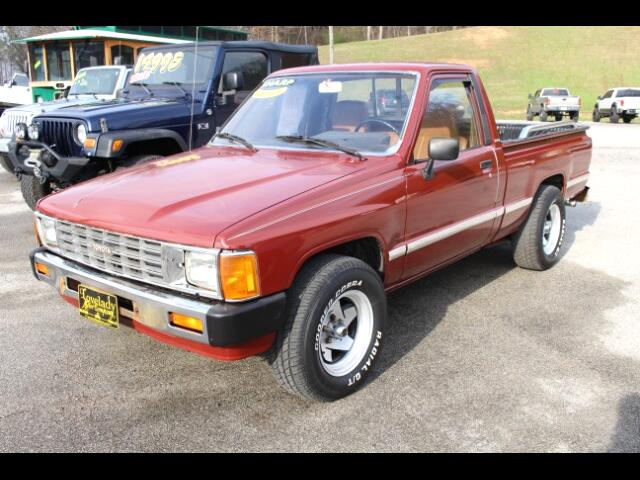 1986 Toyota Pickup Base
