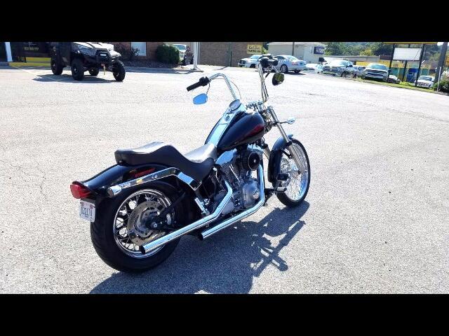 2005 Harley-Davidson FXST