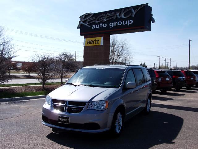 Used 2014 Dodge Grand Caravan Sxt For Sale In Garden City