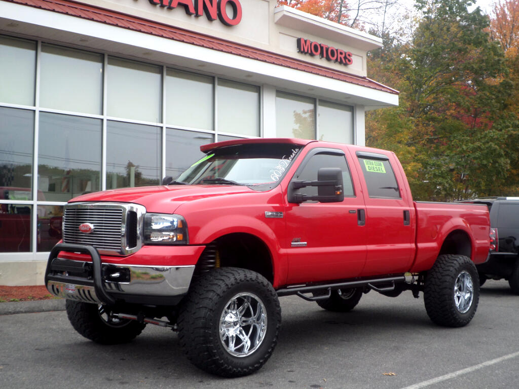 2007 Ford F-250 SD LARIAT POWERSTROKE DIESEL ARP STUDS LIFTED DELETED