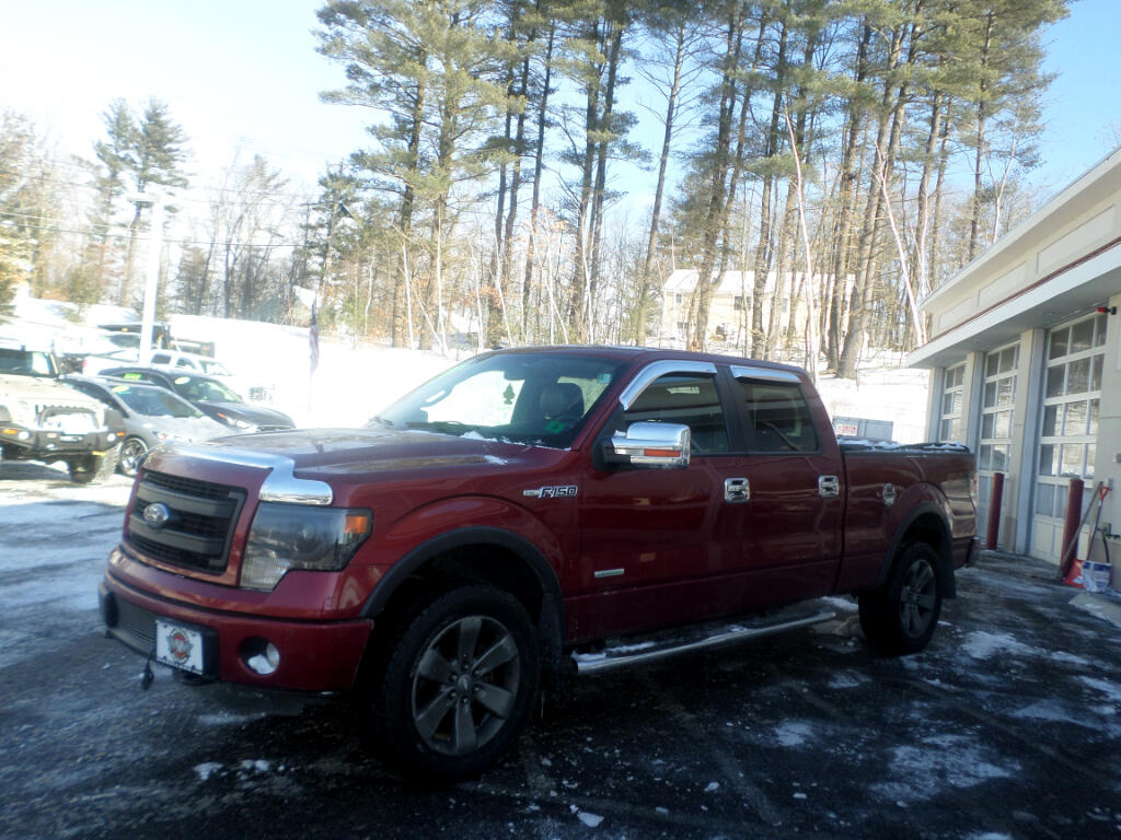 2013 Ford F-150 FX4 ECO BOOST LOADED!!