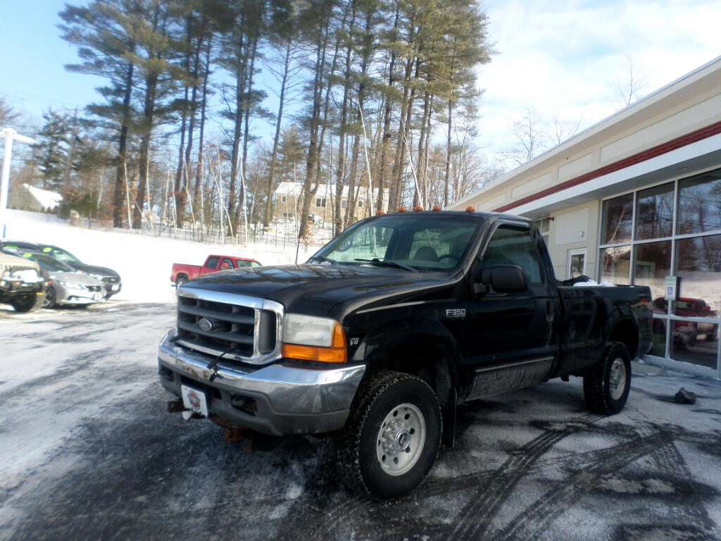 1999 Ford F-350 SD XLT W/ FISHER PLOW!!!