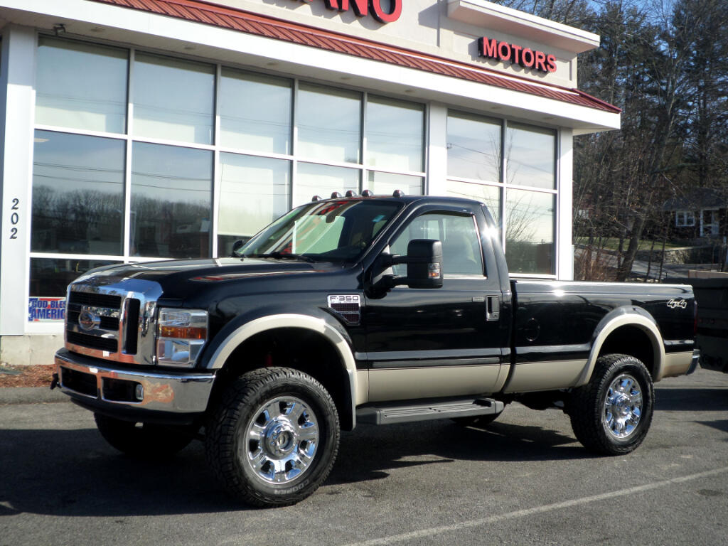 2008 Ford F-350 SD POWERSTROKE TURBO DIESEL 20