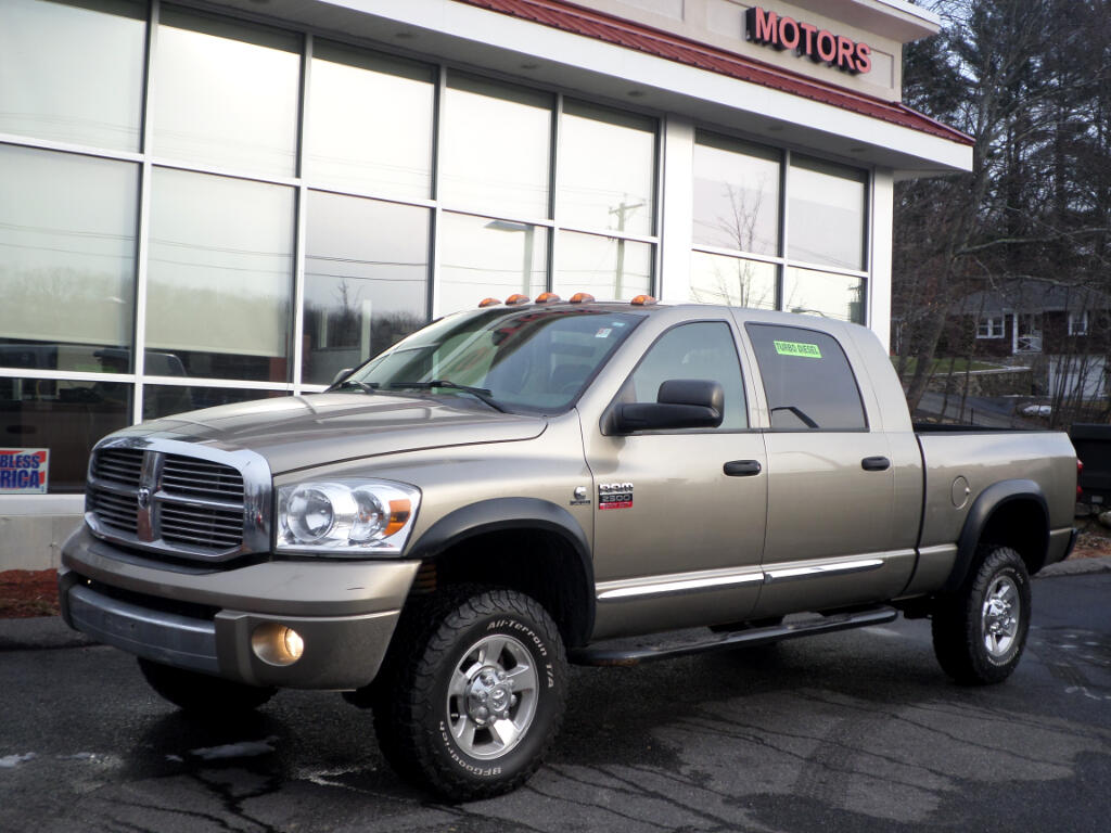 2008 Dodge Ram 2500 CUMMINS TURBO DIESEL LARAMIE!!
