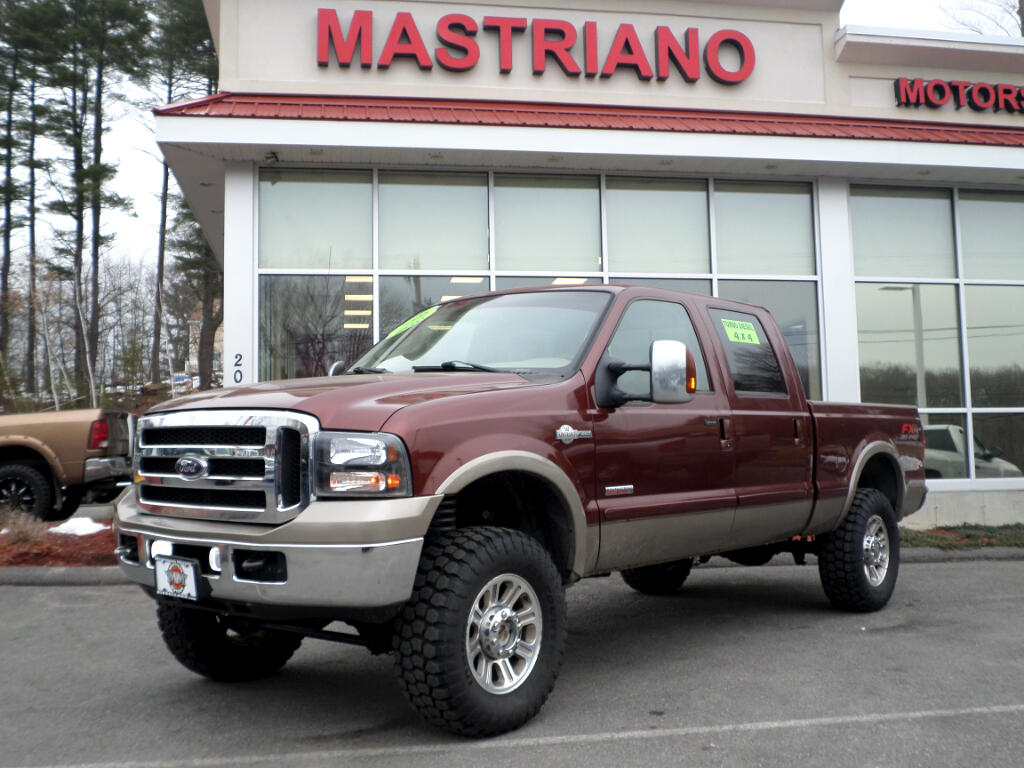 2006 Ford F-250 SD KING RANCH 6.0 POWERSTROKE ARP HEADSTUDS SOUTHERN