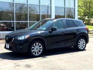 2013 Mazda CX-5 LOADED LEATHER, SUNROOF,NAVIGATION,BOSE STEREO