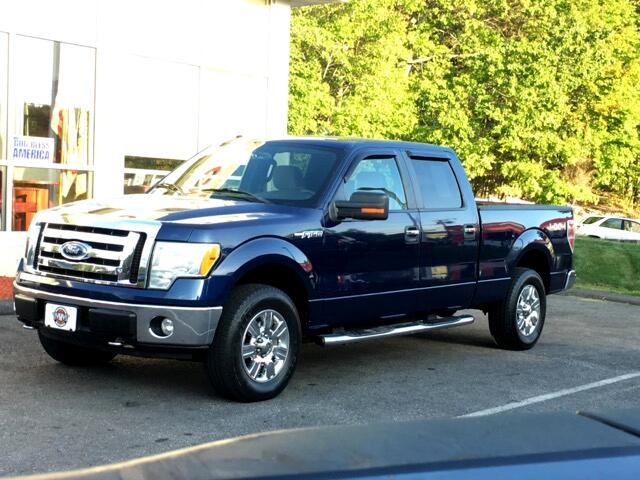 2009 Ford F-150 CREW CAB BACK UP CAMERA AND SUNROOF