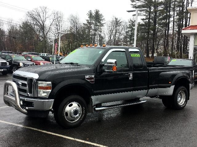 2008 Ford F-350 SD FX4 POWERSTROKE DIESEL DUALLY
