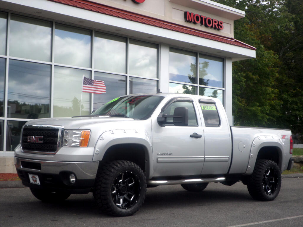 2011 GMC Sierra 2500HD DURAMAX DIESEL 20x10 GEAR ALLOY WHEELS