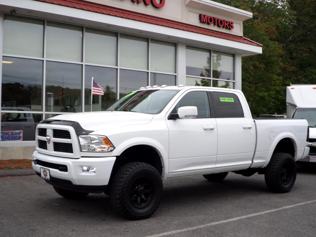 2012 Dodge Ram 3500 CUMMINS TURBO DIESEL LARAMIE EFI LIVE 6SPD