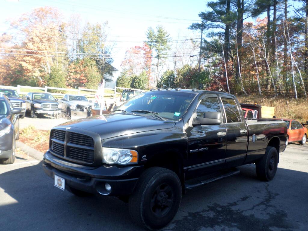 2004 Dodge Ram 2500 5 SPEED MANUAL QUAD CAB CUMMINS TURBO DIESEL