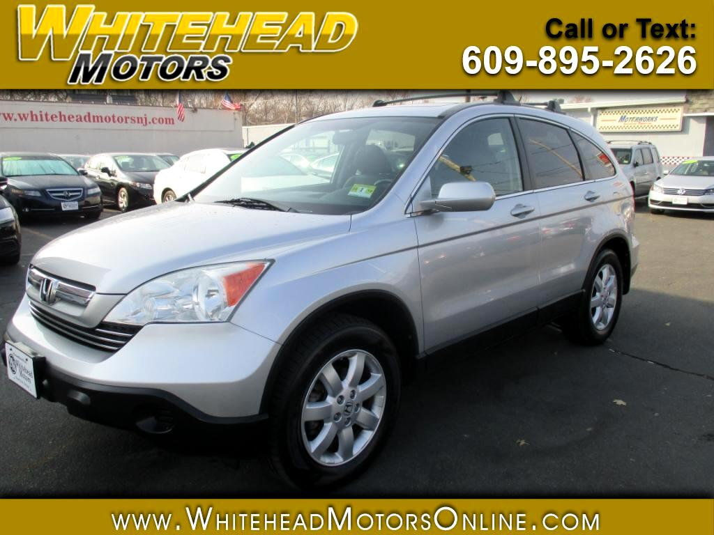 2009 Honda CR-V EX-L 4WD AT
