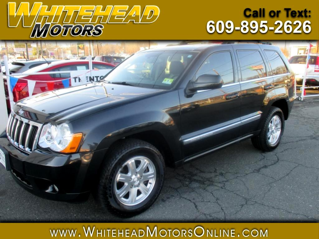 2009 Jeep Grand Cherokee Limited 4WD
