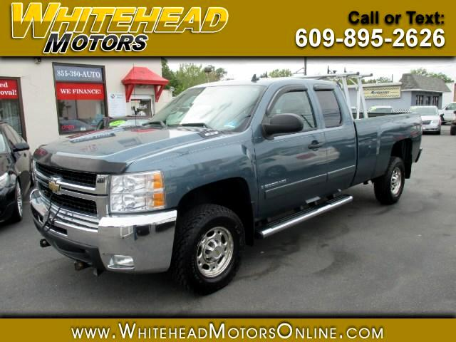 2008 Chevrolet Silverado 2500HD LT2 Ext. Cab Long Bed 4WD