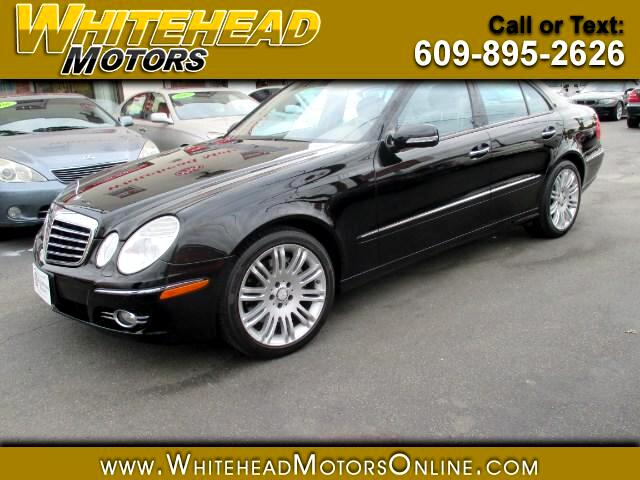 2008 Mercedes-Benz E-Class E350 Luxury 4MATIC Sedan