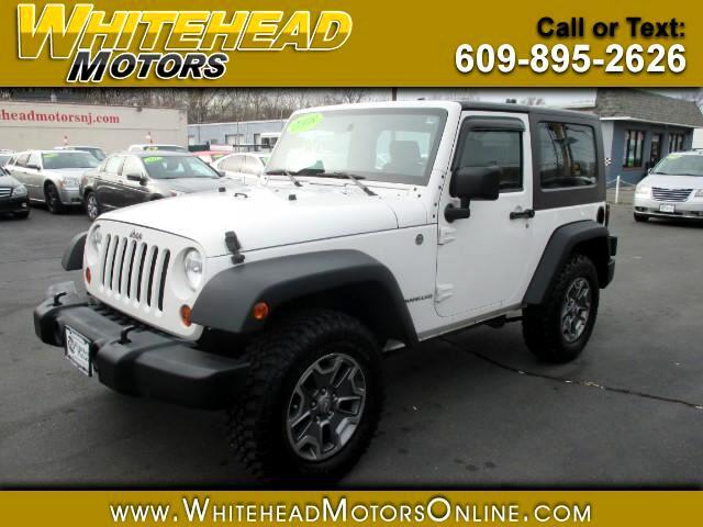 2008 Jeep Wrangler Sahara Hard Top