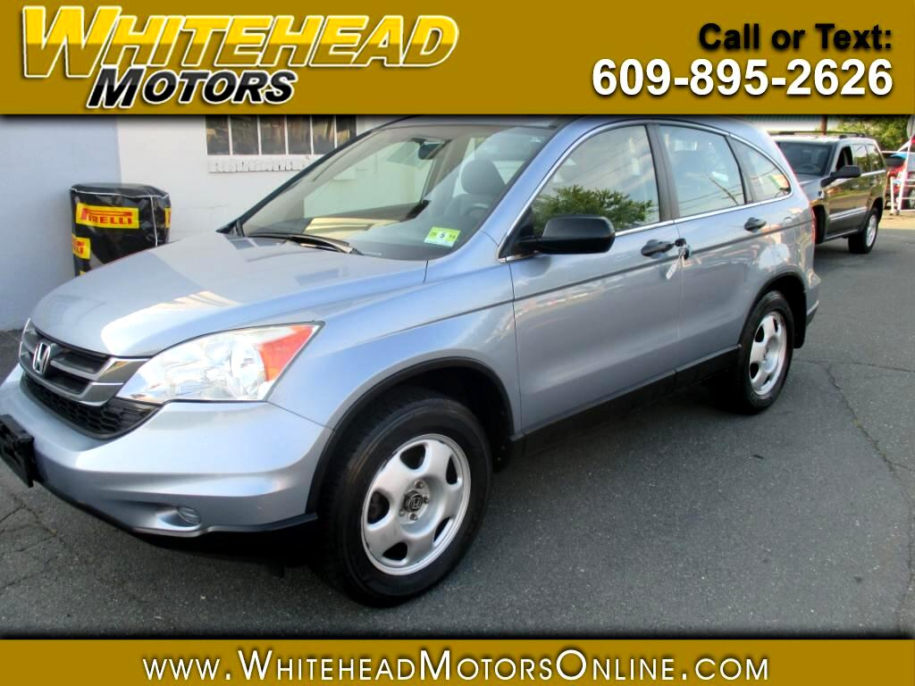 2011 Honda CR-V LX 4WD AT