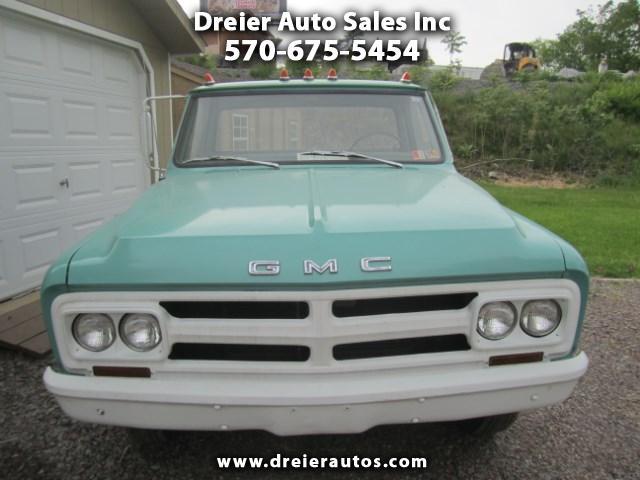 1968 GMC C/K 3500