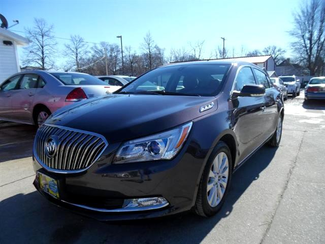 used 2014 buick lacrosse for sale in shelbyville il 62565 boarman 39 s auto sales inc. Black Bedroom Furniture Sets. Home Design Ideas