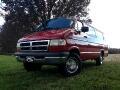 1996 Dodge Ram Wagon