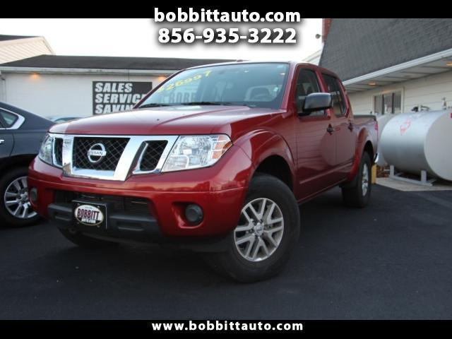 2016 Nissan Frontier SV Crew Cab 4WD LWB