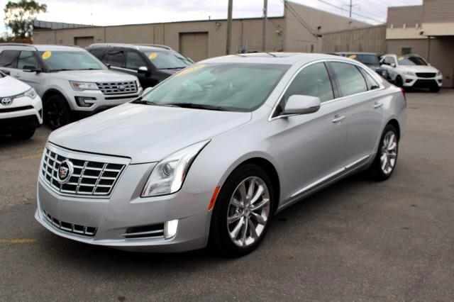 2014 Cadillac XTS Premium AWD