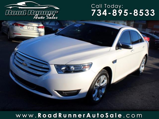 2016 Ford Taurus Limited FWD