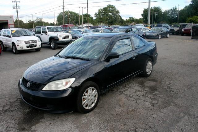 2005 Honda Civic LX Coupe AT