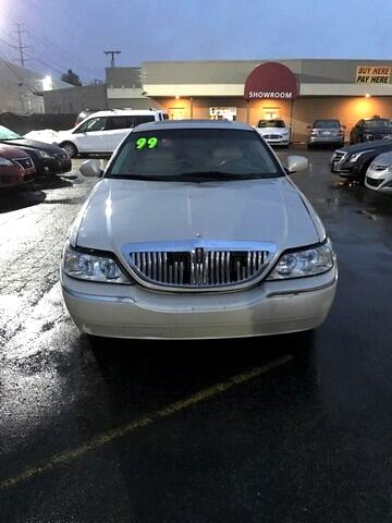 1999 Lincoln Town Car 4dr Sdn Cartier