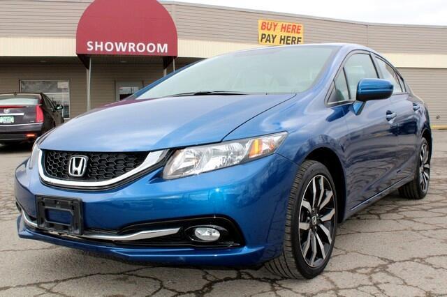 2014 Honda Civic Sedan 4dr CVT EX-L