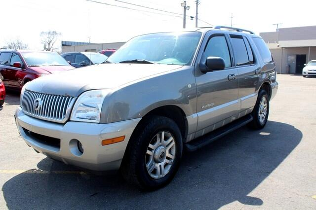 "2002 Mercury Mountaineer 4dr 114"" WB AWD"