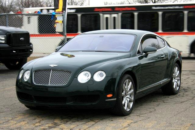 2006 Bentley Continental GT Base