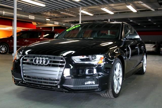 2014 Audi S4 Sedan quattro S tronic