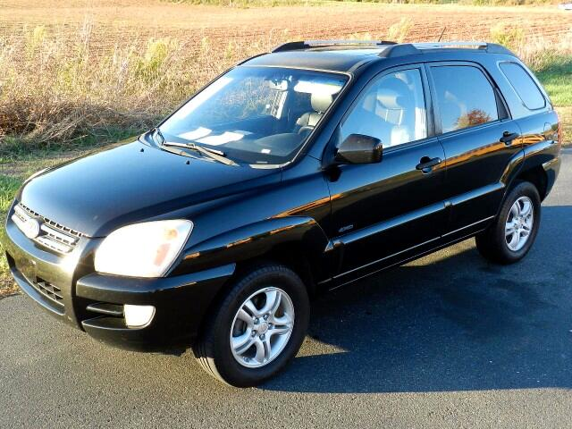 2006 Kia Sportage EX 4WD