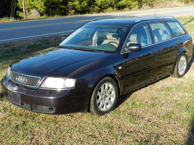 2001 Audi A6 Avant 2.8 Quattro
