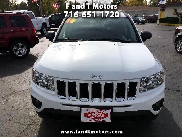 2012 Jeep Compass Sport 4WD