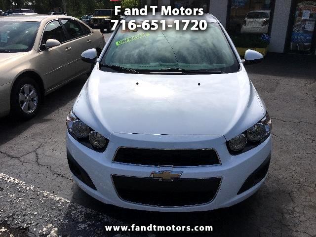 2014 Chevrolet Sonic LS Auto 5-Door