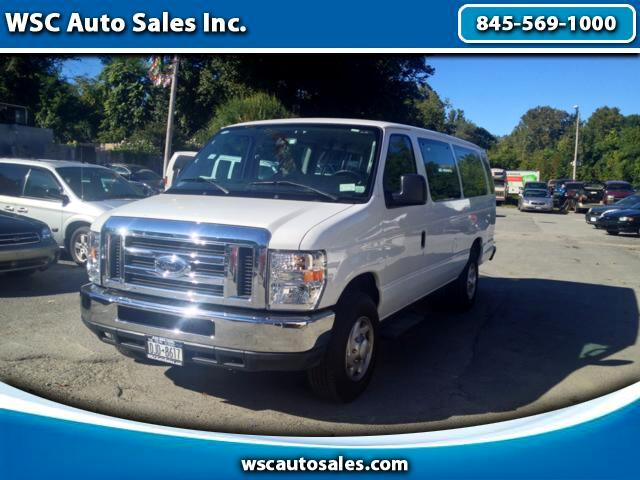 2011 Ford E-Series Wagon E-350 XL Super Duty Extended