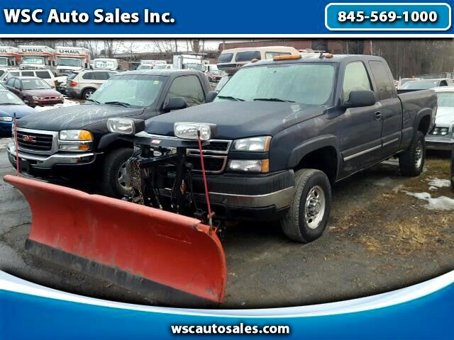2006 Chevrolet Silverado 2500HD Ext. Cab Long Bed 4WD
