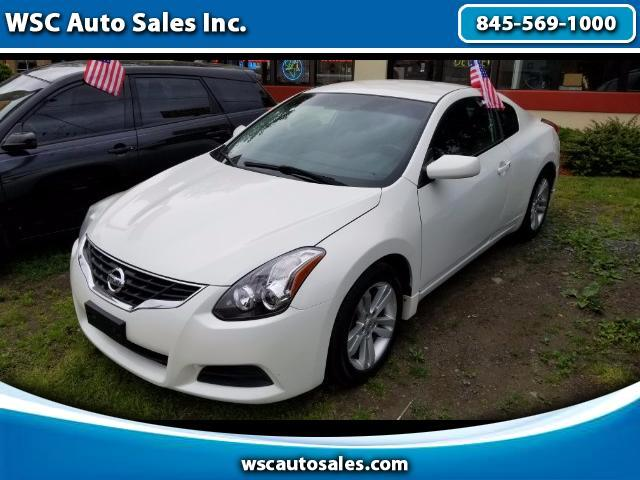 2011 Nissan Altima 2.5 S Coupe
