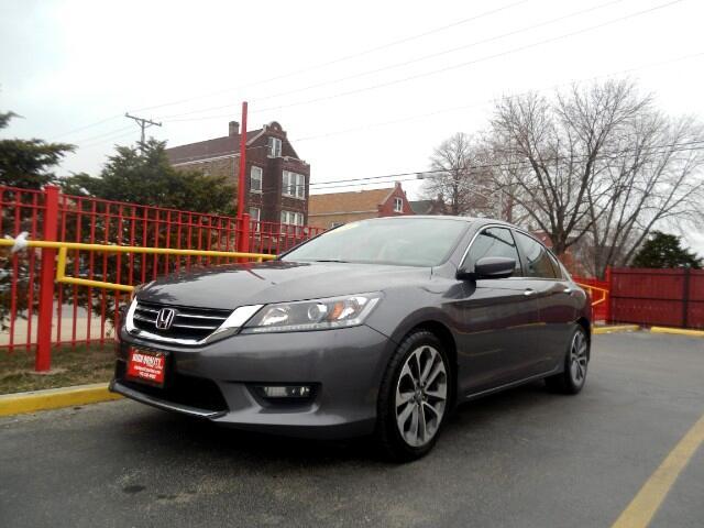2014 Honda Accord Sport Sedan CVT